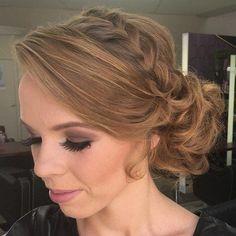 Idées Coupe cheveux Pour Femme  2017 / 2018   20 coiffures latérales pour tous les jours et occasions spéciales