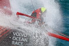 - Dongfeng Race Team - off Brittany coast, March 2017 © Benoit Stichelbaut / Dongfeng Race Team