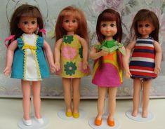 Chris dolls, friends of Tutti's.