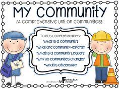 A fun, comprehensive unit of communities!