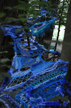 """Mater Matrix Mother and Medium"" installation, Seattle 2009 by mandymama, via Flickr"