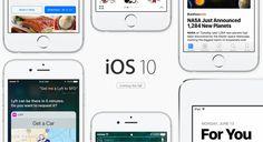 iOS 10 chega hoje a todos os donos de iPhones e iPads (Foto: Reprodução/Apple)