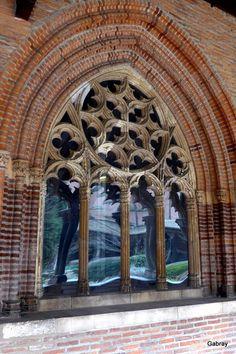Ancien couvent des Augustins (musée des beaux arts). Toulouse. Midi-Pyrénées