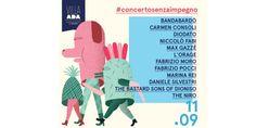 Concerto Senza Impegno: 11 settembre a Villa Ada per una no-stop di musica d'autore