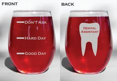 I NEED THESE!!! ♡♡♡  https://www.etsy.com/listing/249759135/engraved-dental-assistant-personalized