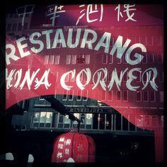 China Corner by Kate England