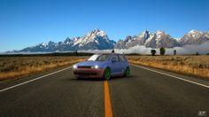 Qué tal les parece mi tuning #Volkswagen #Golf4 2003 en 3DTuning #3dtuning #tuning?