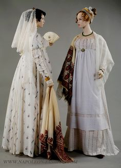 Gowns & accessories from Napoleon-Fashion.com exhibit