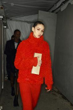 Backstage via Vogue.com