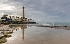 Wikipedia picture of the day on June 10 2016:  The lighthouse of Chipiona province of Cádiz Andalusia inaugurated in 1869 to help ships enter the estuary of the Guadalquivir the only great navigable river in Spain. At 62 metres (203 ft) it is the tallest lighthouse in Spain and one of the tallest in the world. Learn more.