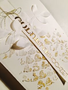 Love Cards & Papers by Alexa: Goldene Hochzeit