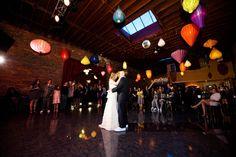 A Dr. Seuss & Anthropologie Inspired Ballroom Wedding: Jen & Ilan