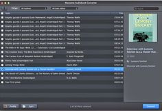 How to make unique ringtone for your iPhone: How to Convert AA/ AAX audiobooks to MP3 on Mac