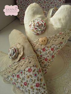 lavender sachets ✽ Sanna Handmade ✽