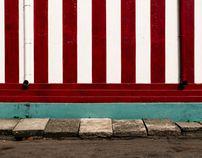 Minimal Sri Lanka by Tom Blachford, via Behance