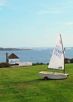 Lawn Sailing