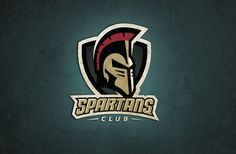 Spartans Club Identity on Behance