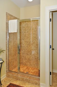 Ceramic Tile Shower Design, Pictures, Remodel, Decor and Ideas