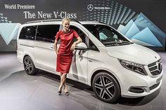 Mercedes Classe V, la super monovolume - Ammiraglia .... a otto posti #mercedes http://www.auto.it/2014/01/31/mercedes-classe-v/18545/