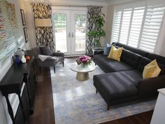 Scott McGillivrayteamed up with rookie investors Amanda and Marty to transform a dated 1950s corner bungalow into the ultimate dream home. They had 30 days to renovate the property before it was time to sell and there wasplenty of work to be done.