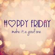 Happy Friday! Time to thrive  https://cecilymyers.le-vel.com/