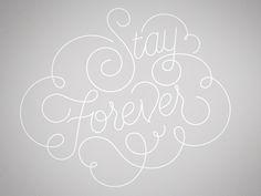 Stay Forever by Jordan Metcalf