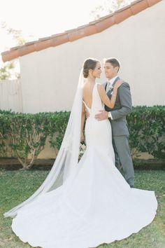 Elegant Garden Wedding in San Diego at The Inn at Rancho Santa Fe