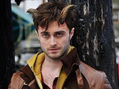 Daniel Radcliffe Looks Horny In Clip From New Film