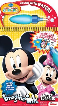Bendon Publishing Disney Mickey Mouse Clubhouse Water Surprise Book by Bendon Publishing, http://www.amazon.com/dp/B00A1AJY9C/ref=cm_sw_r_pi_dp_Ni.Orb18WKMW0