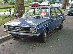 Audi Fox 1976