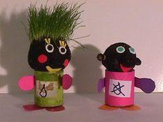 Monsieur et madame blé de Noël