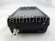 Satlink WS 6908 3.5inch LCD DVB s FTA Digital Satellite finder meter