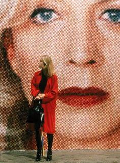Todo Sobre Mi Madre, 1999. Via http://hollywoodlady.tumblr.com/