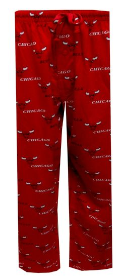Chicago Bulls Men's Pajama Pants