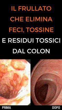 #frullato #tossine #colon #rimedinaturali #animanaturale