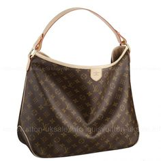 Louis Vuitton-Handbag Diraitofuru MM M40353 Brown(£134.99)