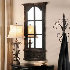 Jillian Cabinet Mirror, 23x46   Bedrooms, Walls and Frame mirrors