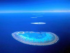Great Barrier Reef is largest coral reef ecosystem of the world. This is one of the most beautiful visited places in Australia. Its look more beautiful from the outer space. It is single structure in the World, which is made of living organisms.