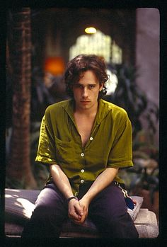 Gone too soon: Jeff Buckley.......DIED AT THE AGE OF 30 FROM DROWNING......TRAGIC........SO SAD HE WAS GONE BEFORE HIS TIME.(November 17, 1966 – May 29, 1997)