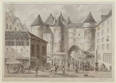 Prison du Grand Châtelet de Paris