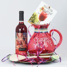 Viva Sangria by Frederick Basket Company