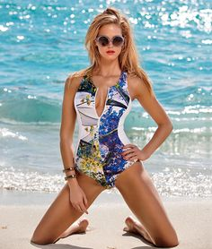 Erin Heatherton sizzles for Ocean Drive | News | The FMD
