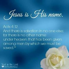 Jesus the name above all names ! Biblical Quotes, Spiritual Quotes, Bible Quotes, Godly Quotes, Spiritual Health, Faith Quotes, Lord And Savior, God Jesus, Jesus Christ