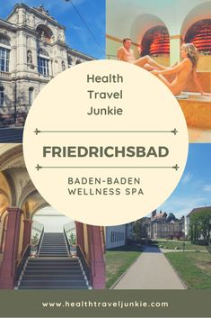 The Friedrichsbad (Baden-Baden) Wellness Spa  #Wellness #wellnessspa #nudespa #friedrichsbad #badenbaden #friedrichsbadbadenbaden #germanspa #badenbadenspa