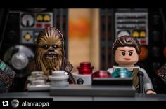 #Repost @alanrappa with @repostapp.  The New Captain. #lego #lego_hub #legostagram #legostarwars #starwars #starwars7 #starwarslego #starwarsfan #chewbacca #rey #brickcentral #brickculture #bricknetwork #toys #toyplanet #toyslagram_lego #toyphotography #sonya6300 #dailylegofeatures by dailylegofeatures