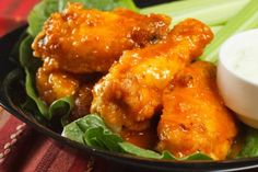 What's a Party without Buffalo wings! Try my new Honey-Lime buffalo wings, or my already famous wing recipe and make your superbowl party extra special!