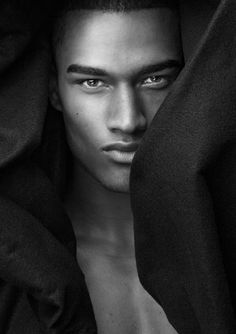 Just a really beautiful man! What a great face that begs to be drawn!