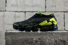 best authentic 36b4a 31025 Nike Air Vapormax FK Moc 2 Acronym AQ0996-007 Sneaker For Men  RunningShoes  Nike