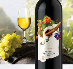 wine label design 9