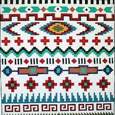 Tribal pattern